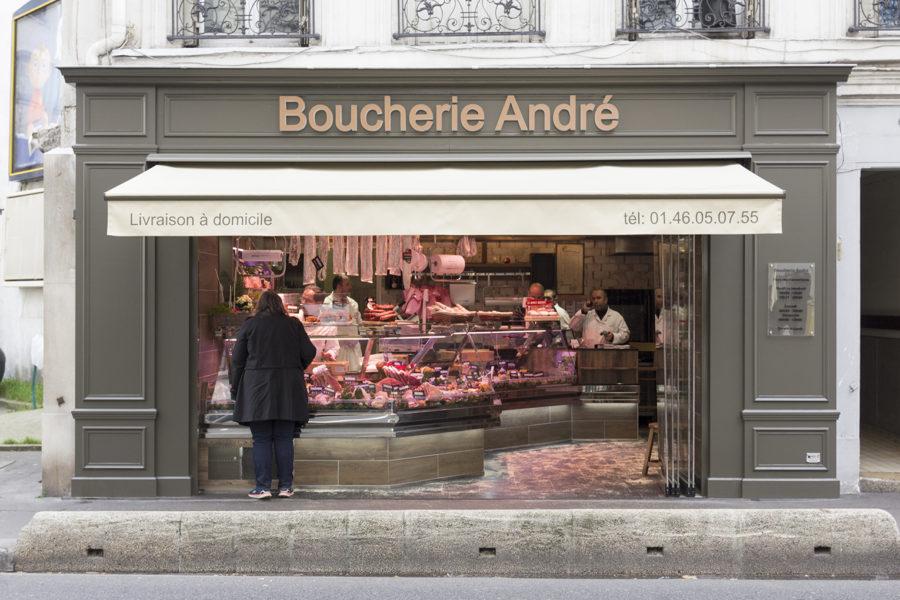 Boucherie André, Boulogne