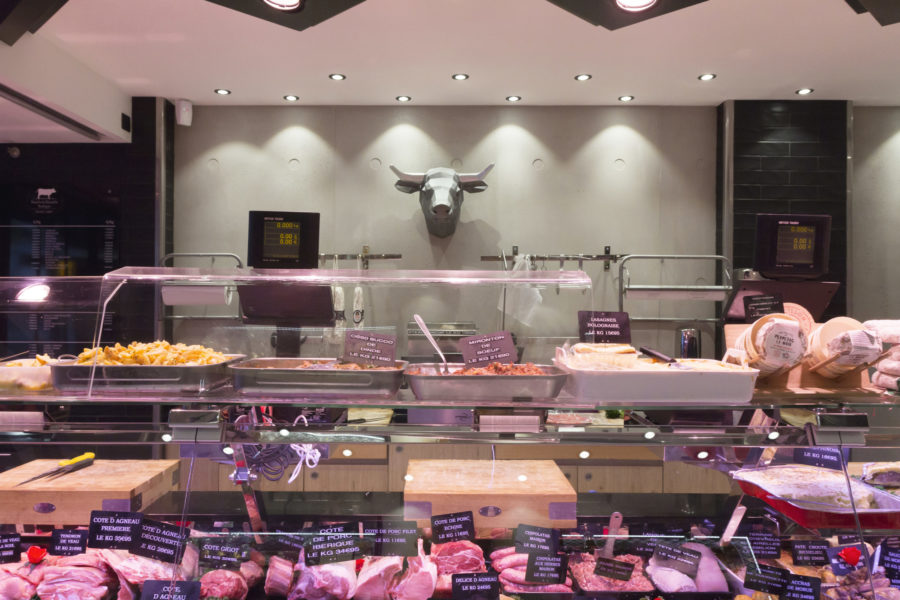 Boucherie Meurdra, Boulogne