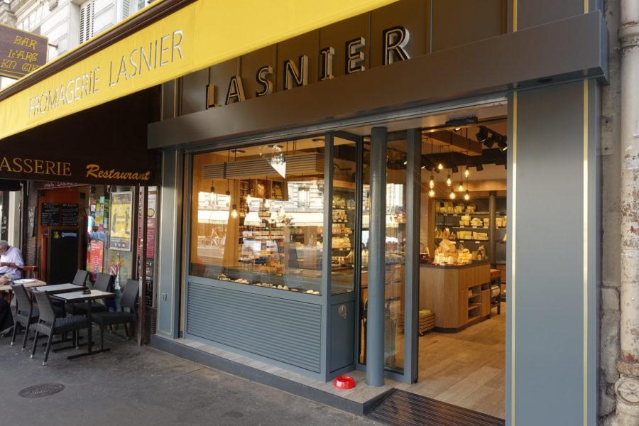 Fromagerie Lasnier, Paris